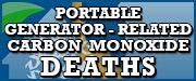 Generator - Related Carbon Monoxide Deaths